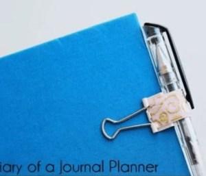 Pen Holder BuJo