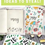 Bullet Journal May Ideas 3