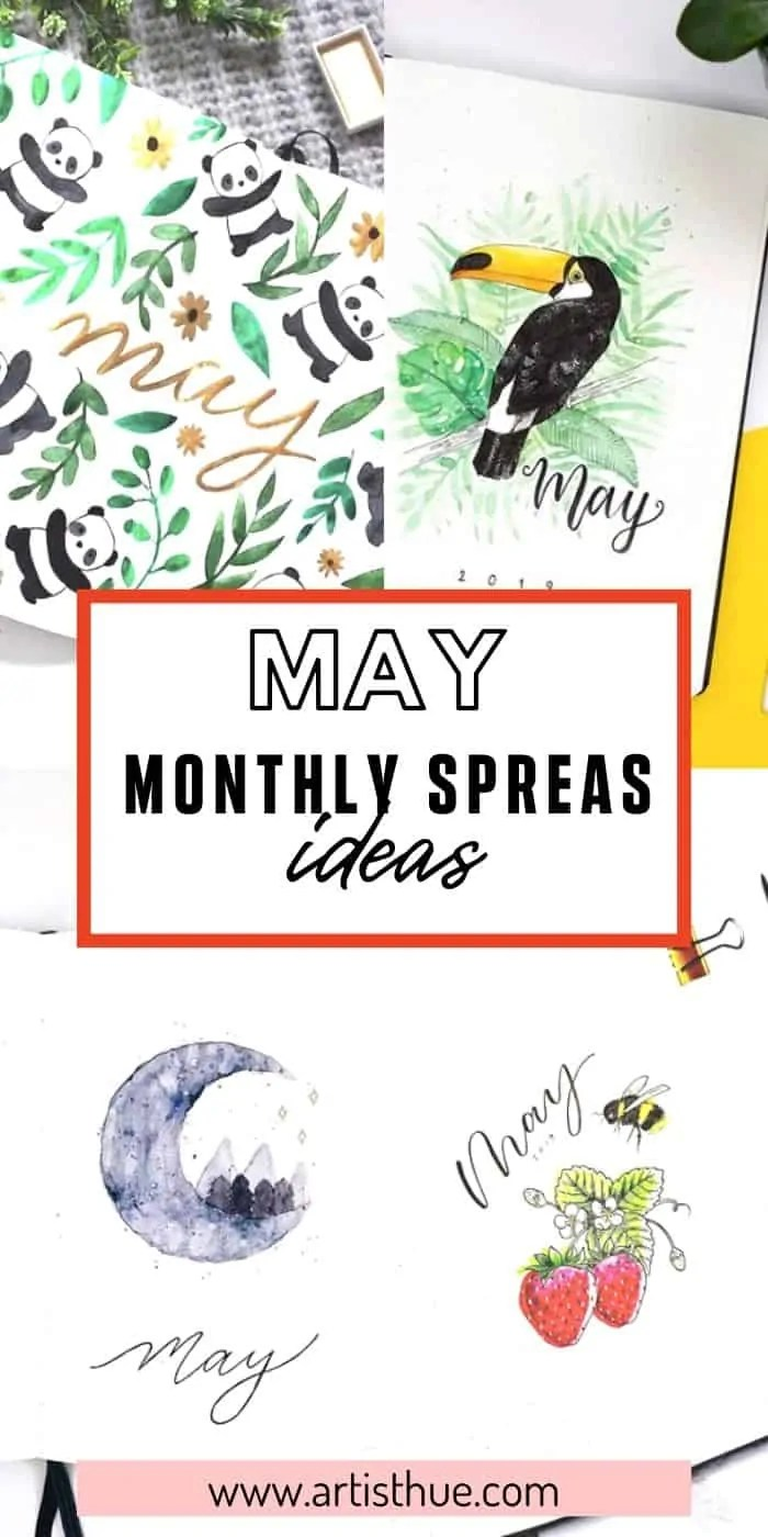 Bullet Journal May Ideas 23
