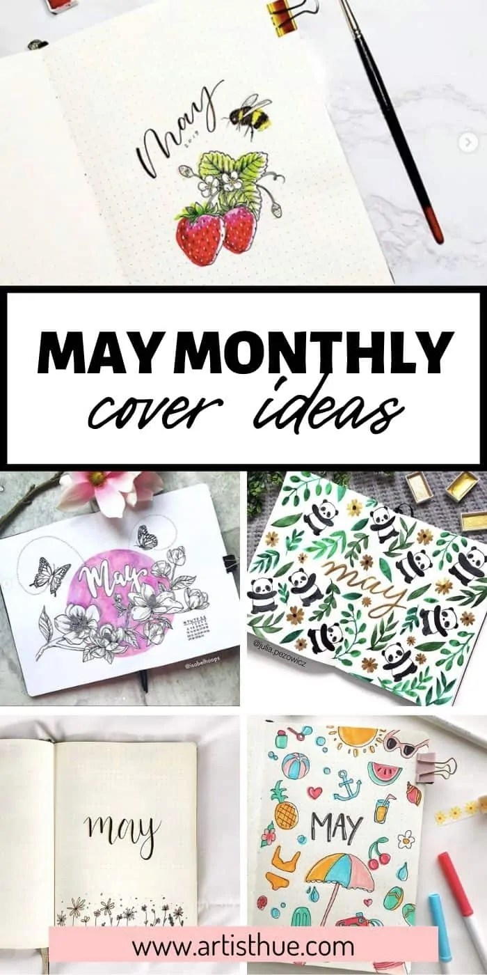 Bullet Journal May Ideas 13