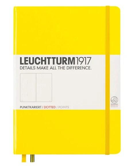 Leuchtturm1917 Medium A5 Notebook 5