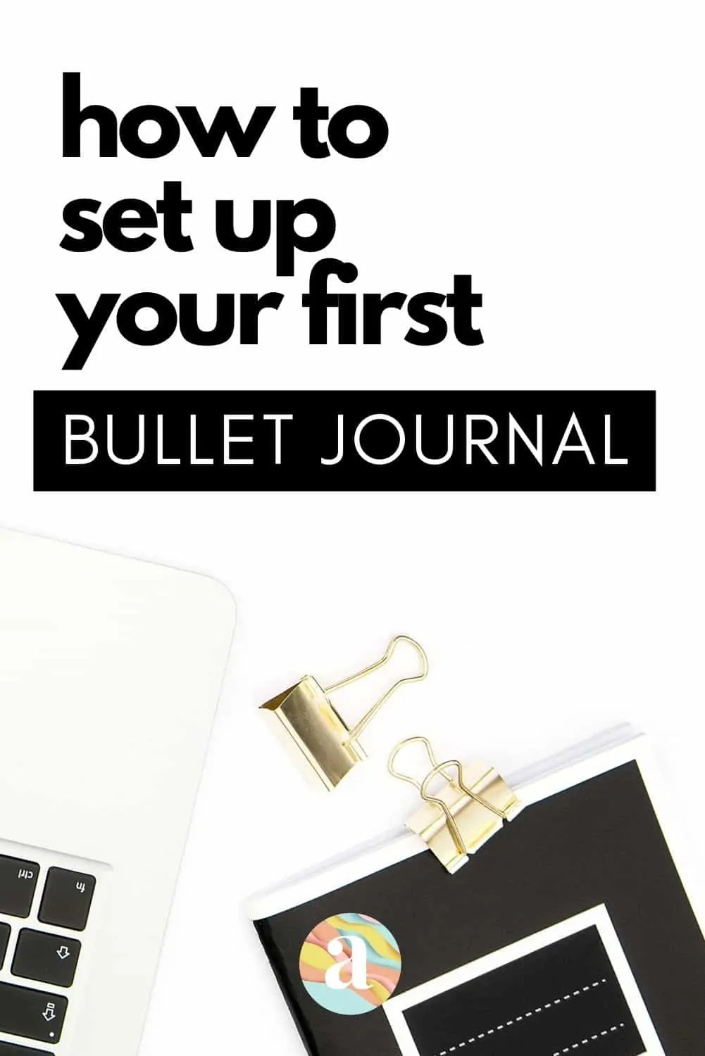 How to set up Bullet Journal - Honest Review of Brainbook 35
