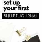 How to set up Bullet Journal - Honest Review of Brainbook 25