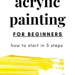 Acrylic Painting for Beginners 13