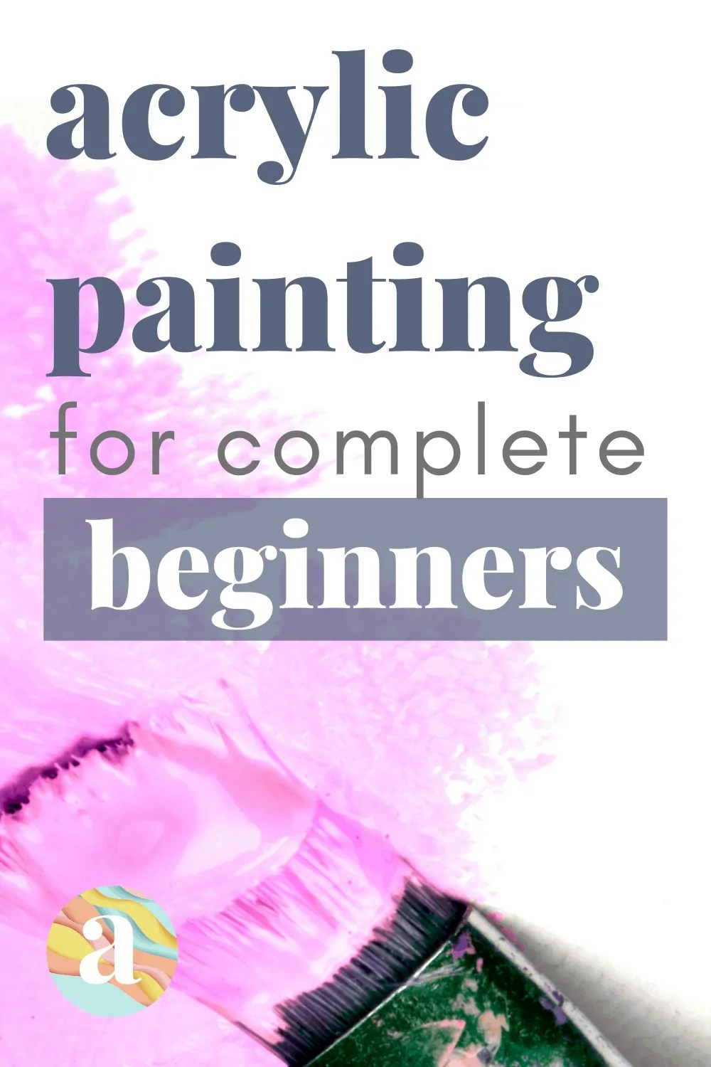 Acrylic Painting for Beginners 21