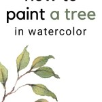 10 Ideas for Your Next Watercolor Painting 3