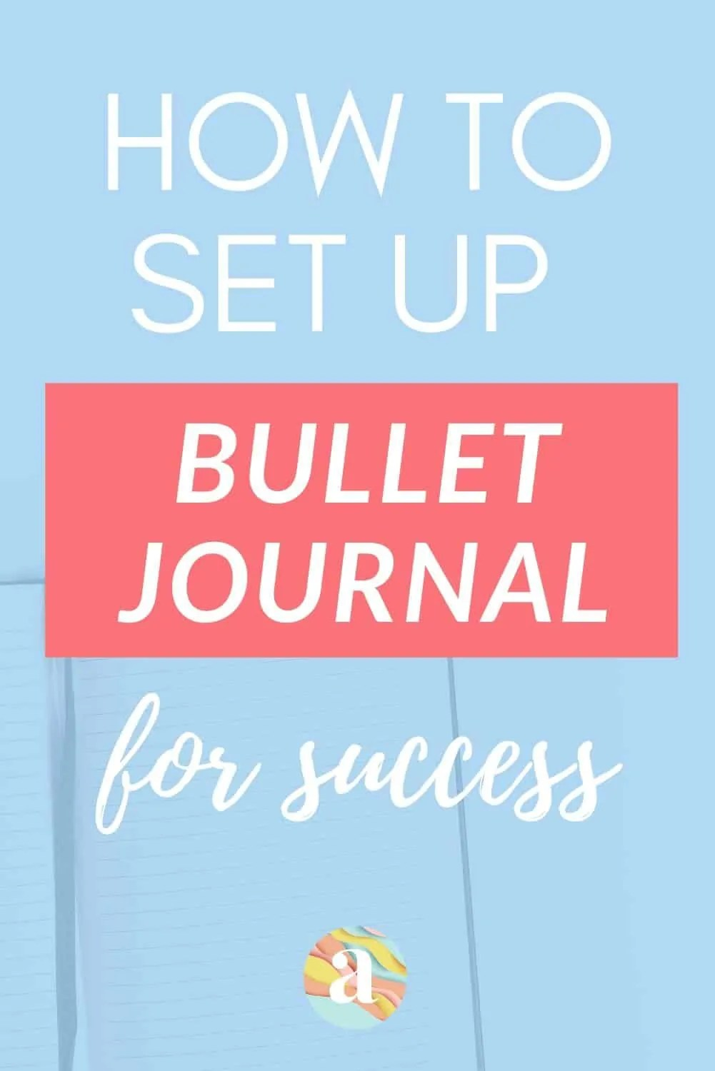 How to set up Bullet Journal - Honest Review of Brainbook 1