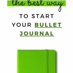 How to set up Bullet Journal - Honest Review of Brainbook 5