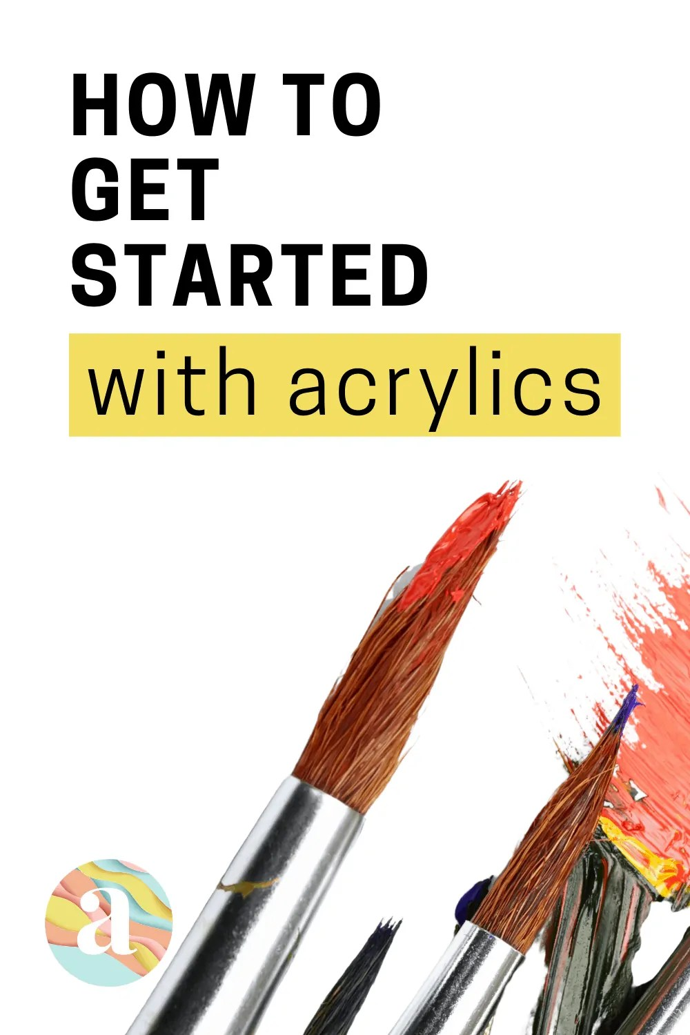 Acrylic Painting for Beginners 11