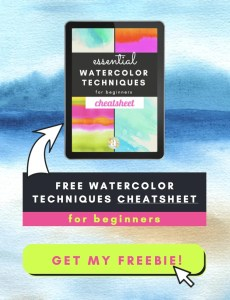 watercolor techniques free guide 5