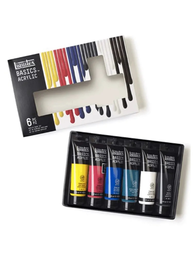 6 Best Acrylic Paint Sets for Beginners in 2020 14