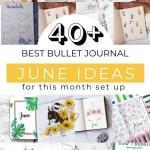 Bullet Journal June: Ideas and Inspiration 9