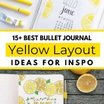 Bullet Journal June: Ideas and Inspiration 1