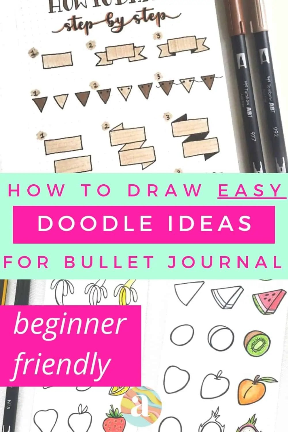 how to doodle ideas