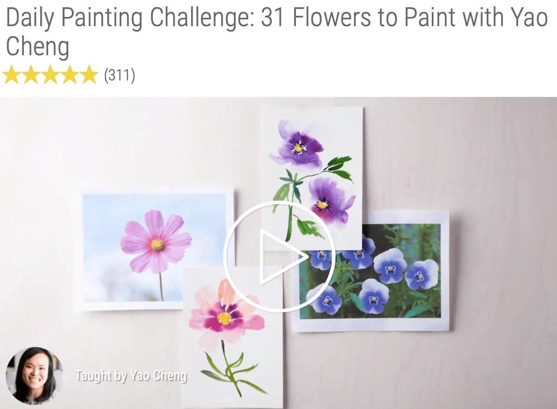 best watercolor art class