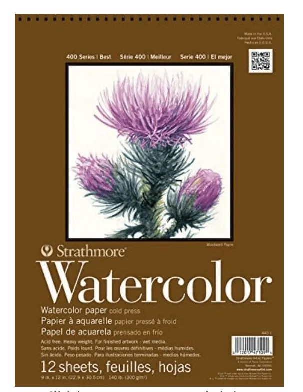 Watercolor Paper for beginners