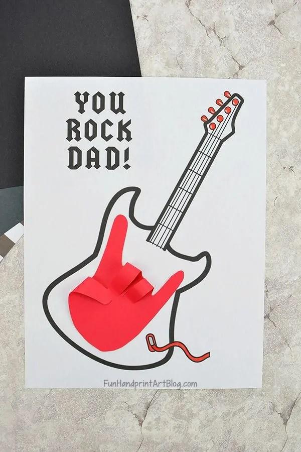 10 DIY cards your dad ( or grandad) will LOVE! 14