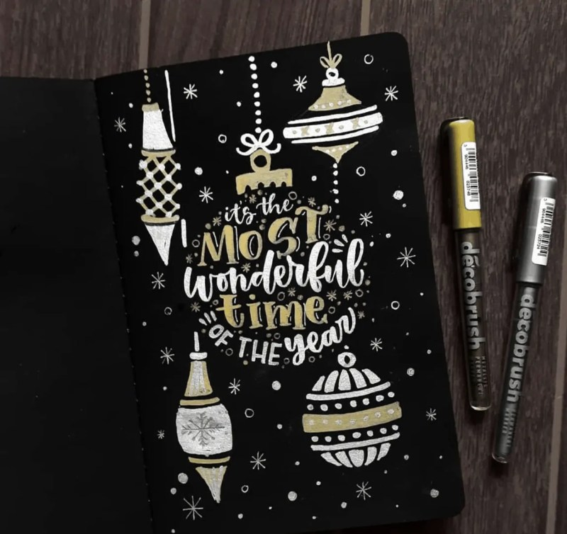December Bullet Journal Quotes: