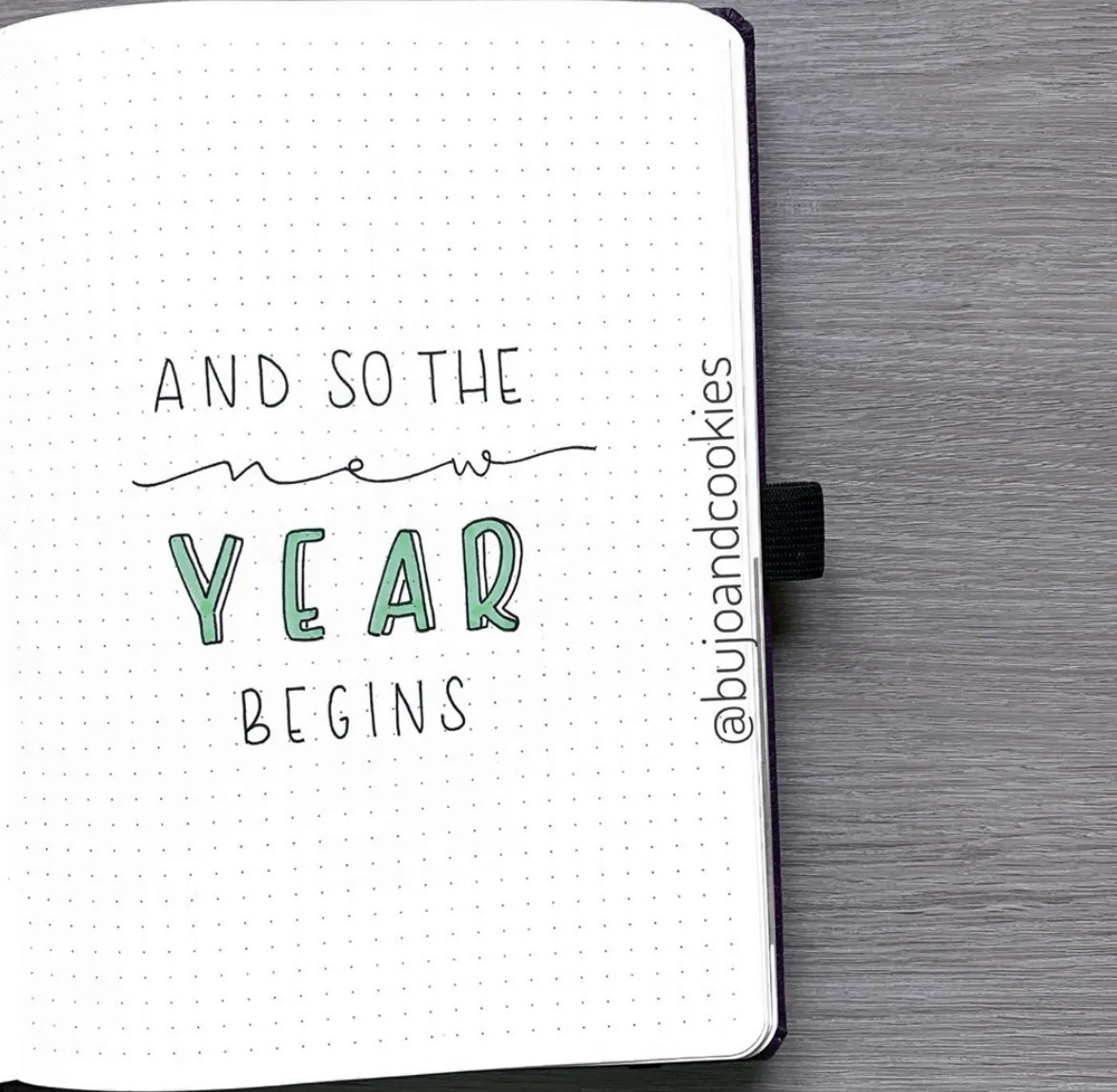 December Bullet Journal Quotes: