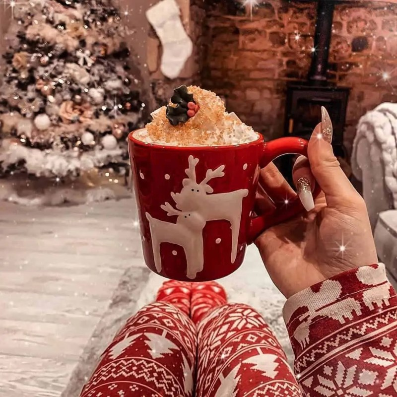 30 Christmas Aesthetic Images you must see: WARNING you will get Christmas mood INSTANTLY! 123