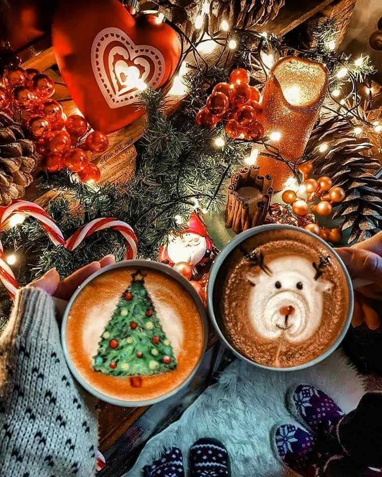 30 Christmas Aesthetic Images you must see: WARNING you will get Christmas mood INSTANTLY! 57