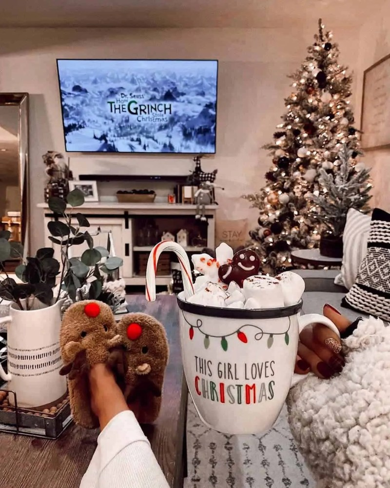 30 Christmas Aesthetic Images you must see: WARNING you will get Christmas mood INSTANTLY! 53