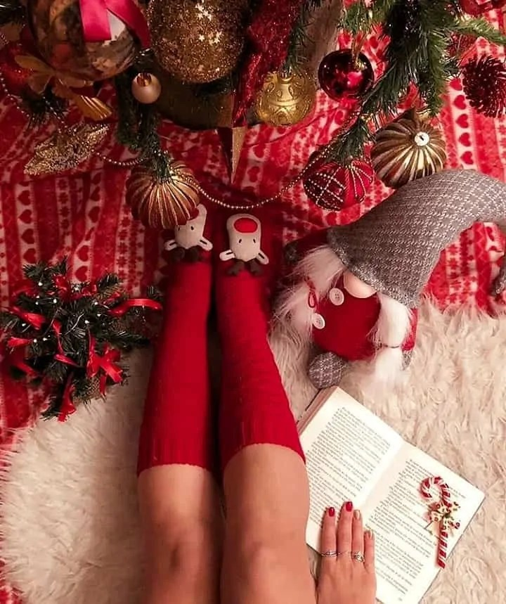 30 Christmas Aesthetic Images you must see: WARNING you will get Christmas mood INSTANTLY! 115