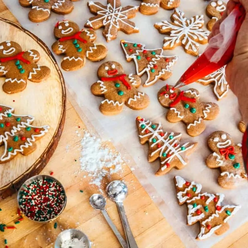 30 Christmas Aesthetic Images you must see: WARNING you will get Christmas mood INSTANTLY! 173