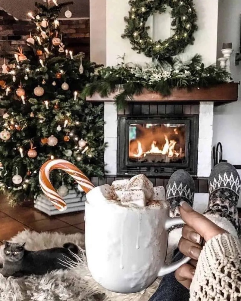 30 Christmas Aesthetic Images you must see: WARNING you will get Christmas mood INSTANTLY! 7