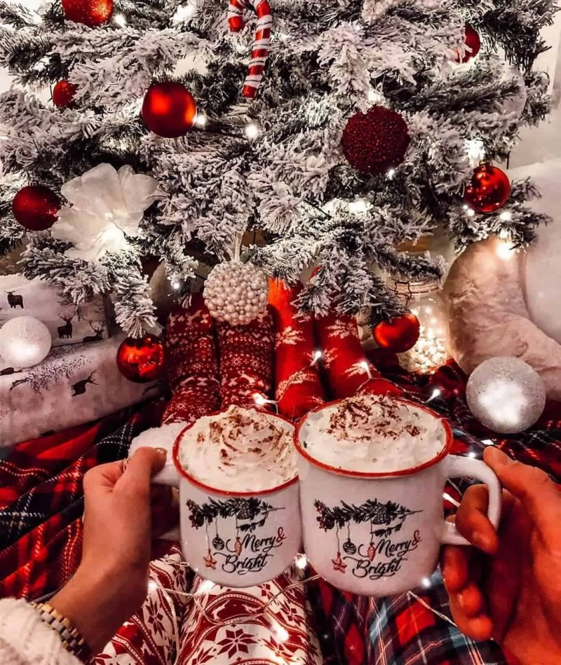 30 Christmas Aesthetic Images you must see: WARNING you will get Christmas mood INSTANTLY! 71