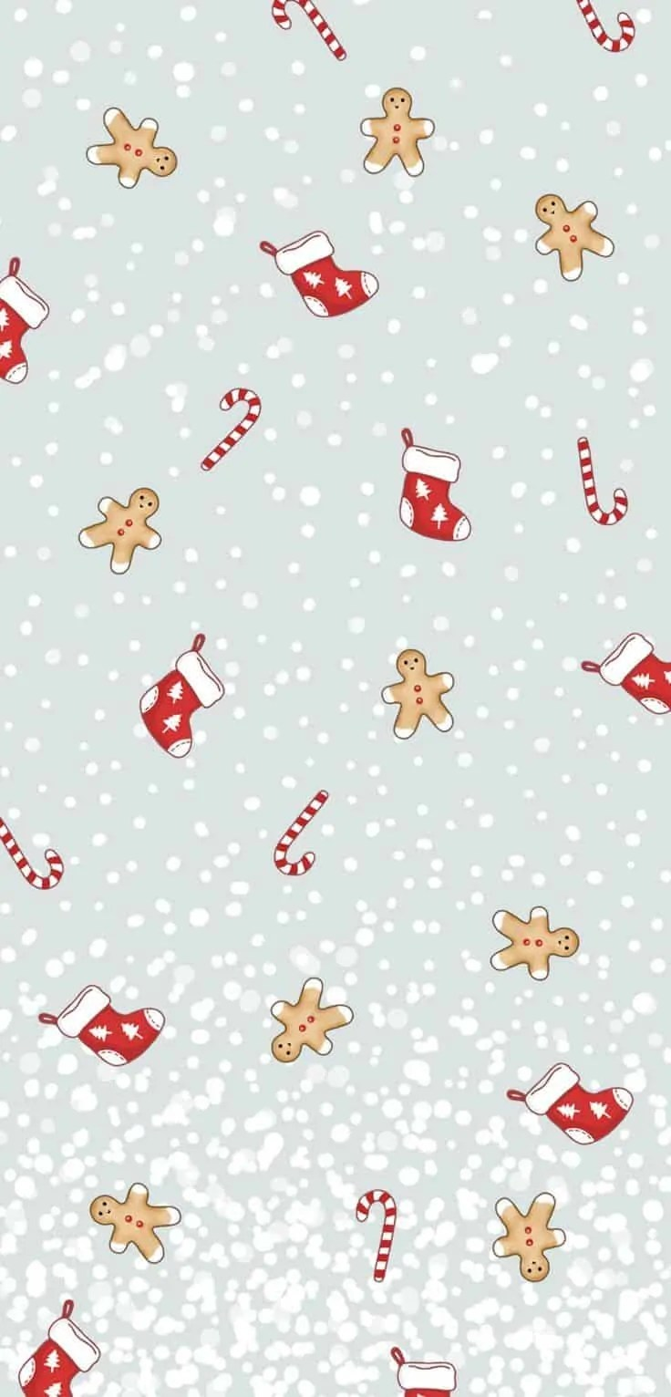 21+ Christmas iPhone Wallpapers you must SEE! 45