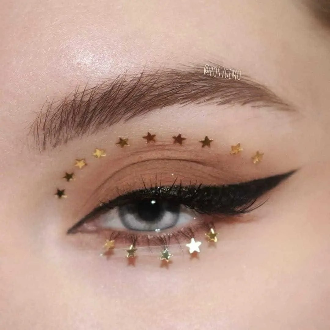 12 Eyeliner Make Up Looks to Steal 9