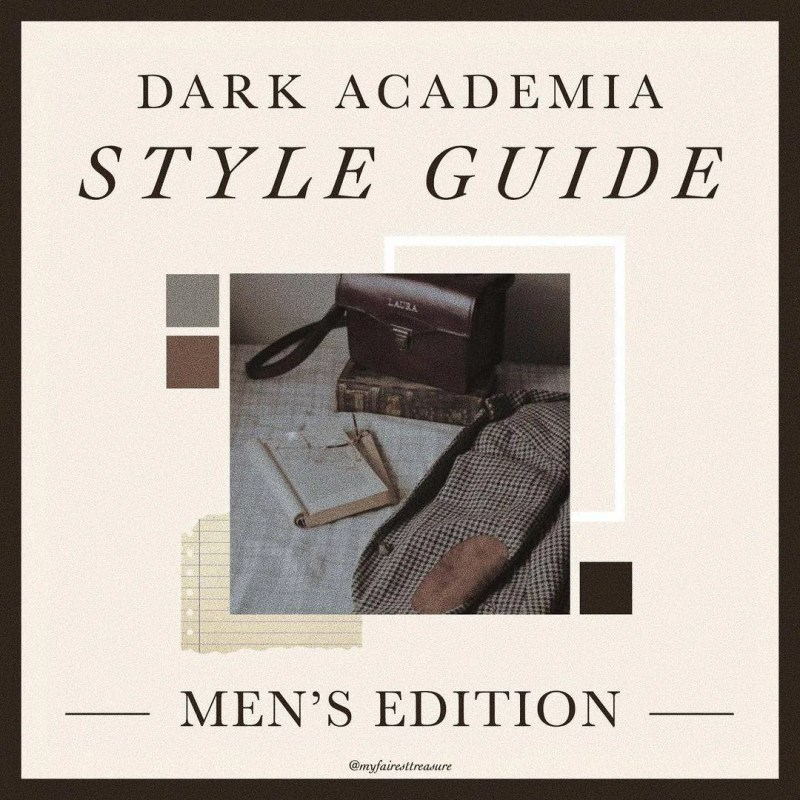 Dark Academia: style, books, and the rest of must-know things! 17