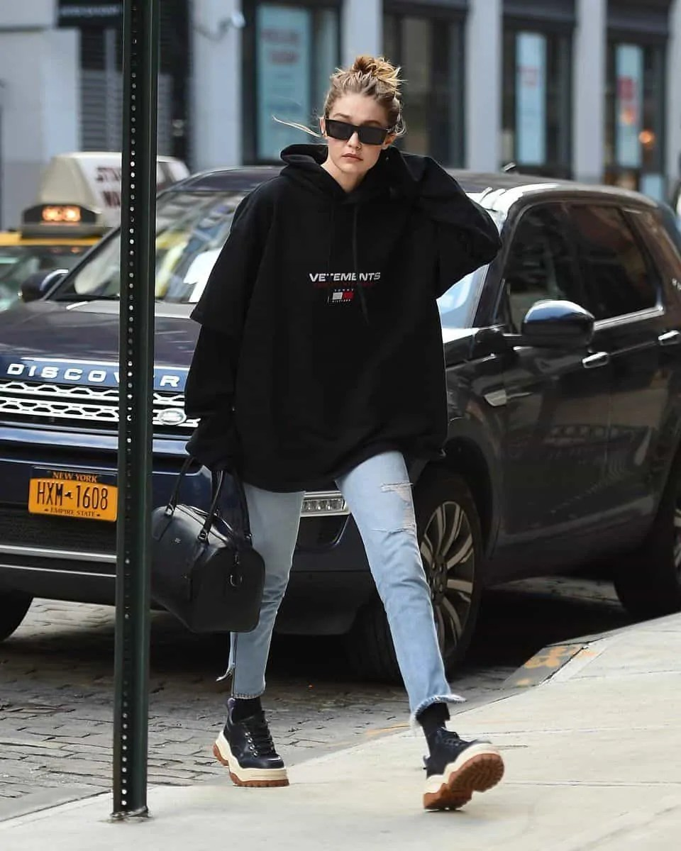 10+Gigi Hadid styles that you must see! 19