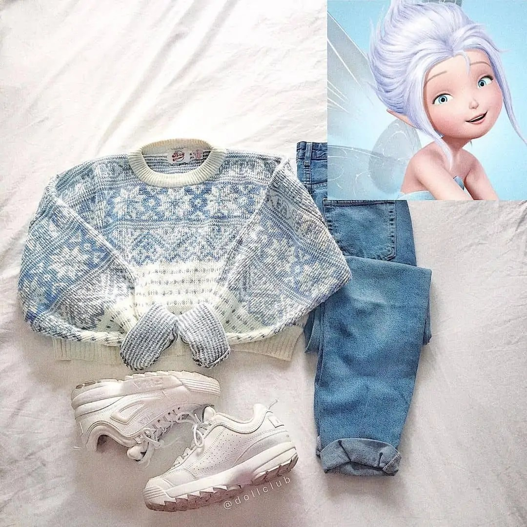 30+ Outfits Inspired by Disney that you have to see! 77