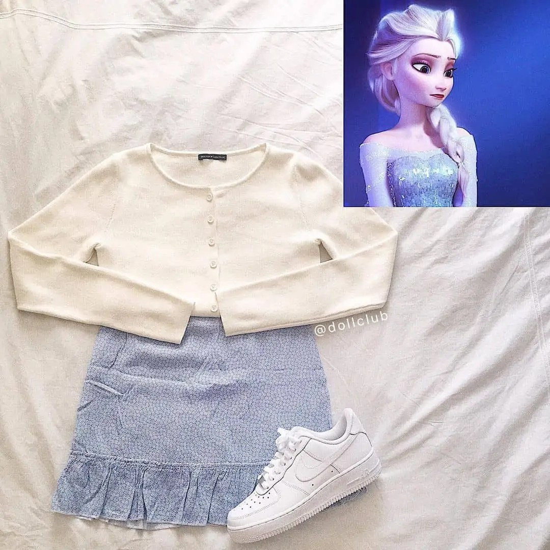30+ Outfits Inspired by Disney that you have to see! 27