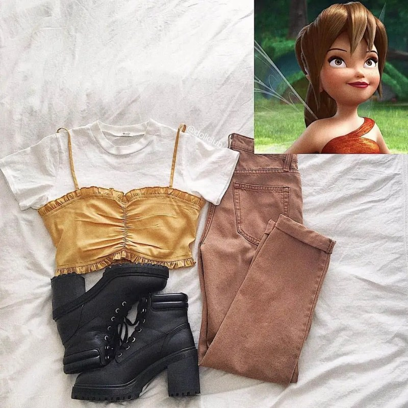 30+ Outfits Inspired by Disney that you have to see! 81