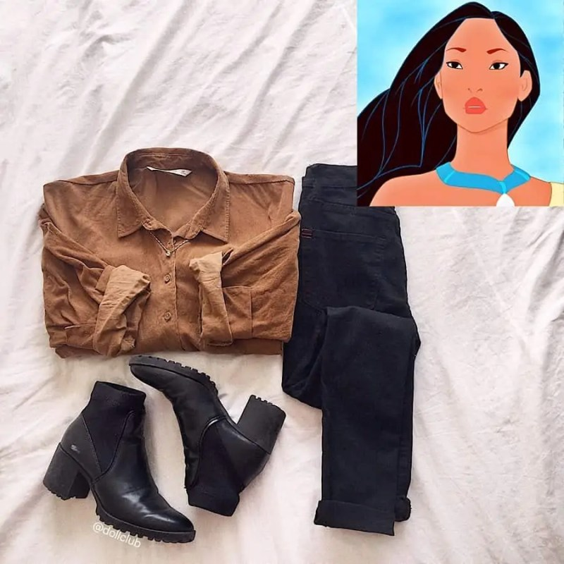 30+ Outfits Inspired by Disney that you have to see! 51