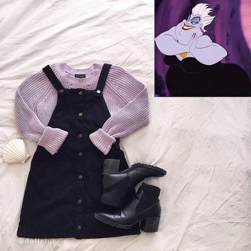 30+ Outfits Inspired by Disney that you have to see! 83