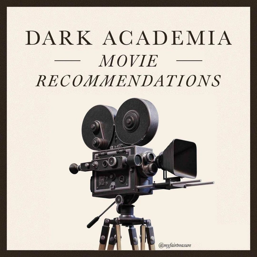 Dark Academia: style, books, and the rest of must-know things! 35