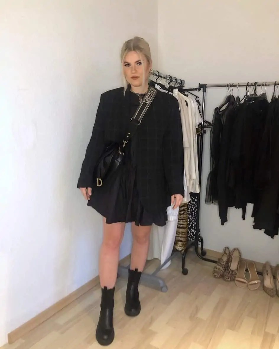 All black outfit ideas that you have to see - ultimate inspo guide 345