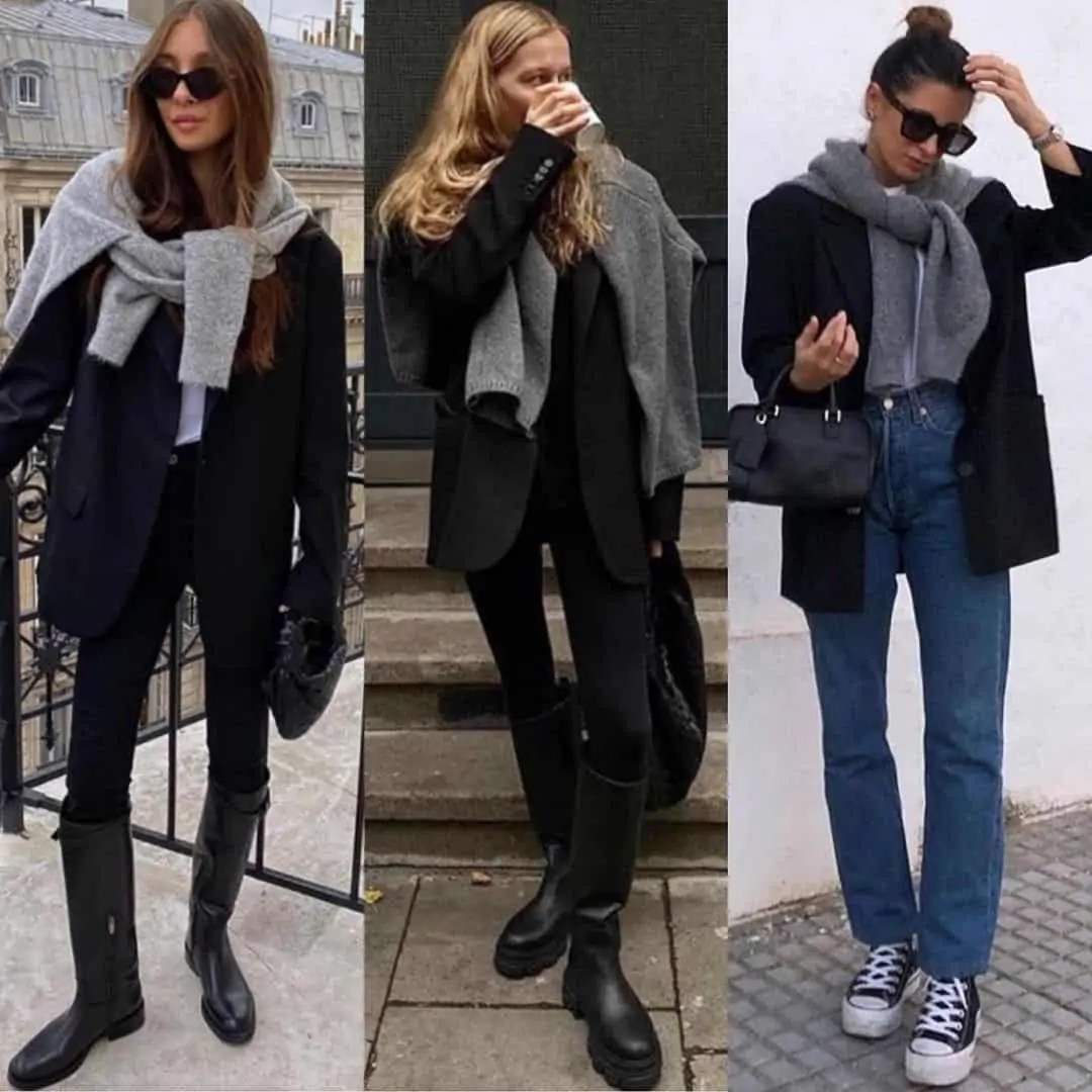 All black outfit ideas that you have to see - ultimate inspo guide 335