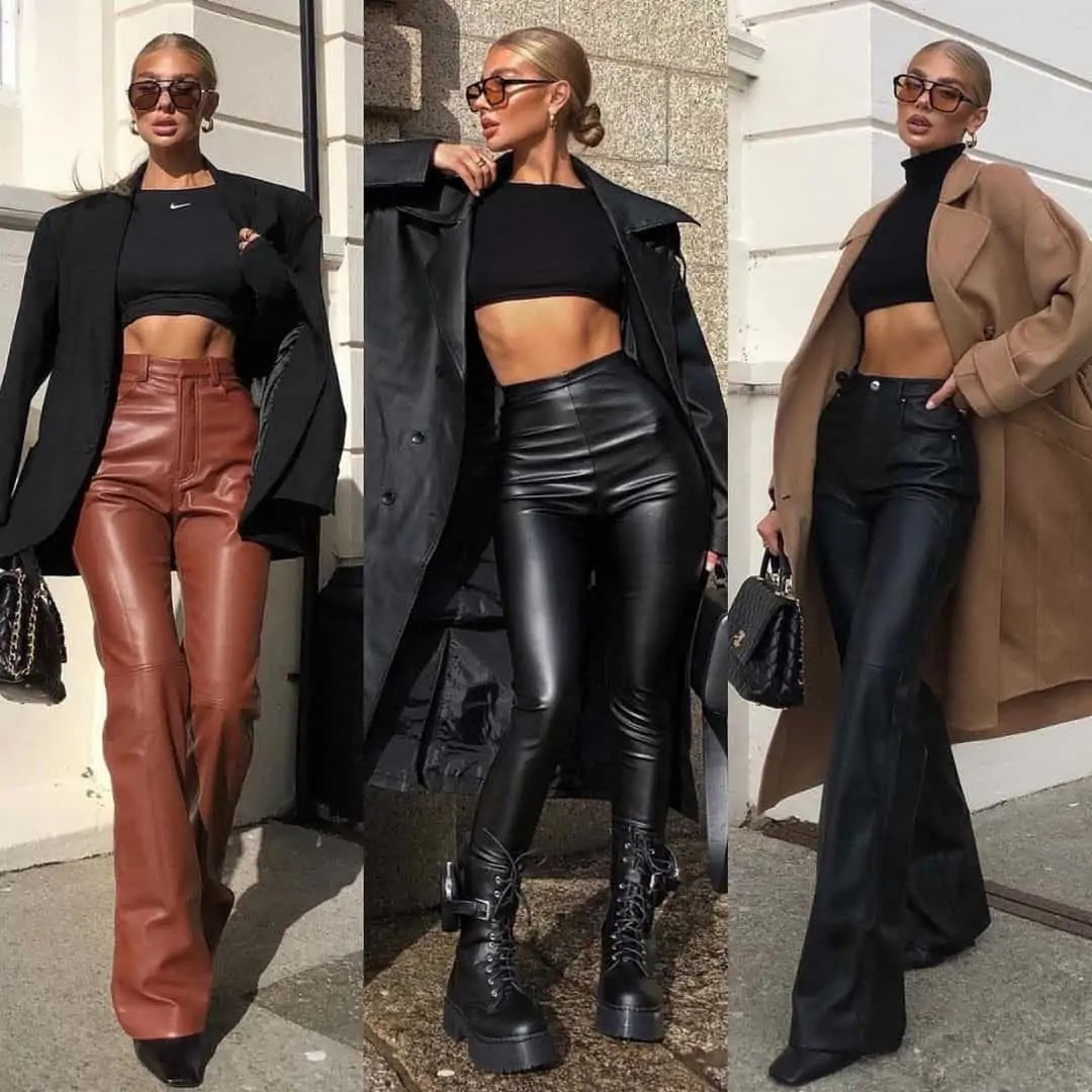All black outfit ideas that you have to see - ultimate inspo guide 315