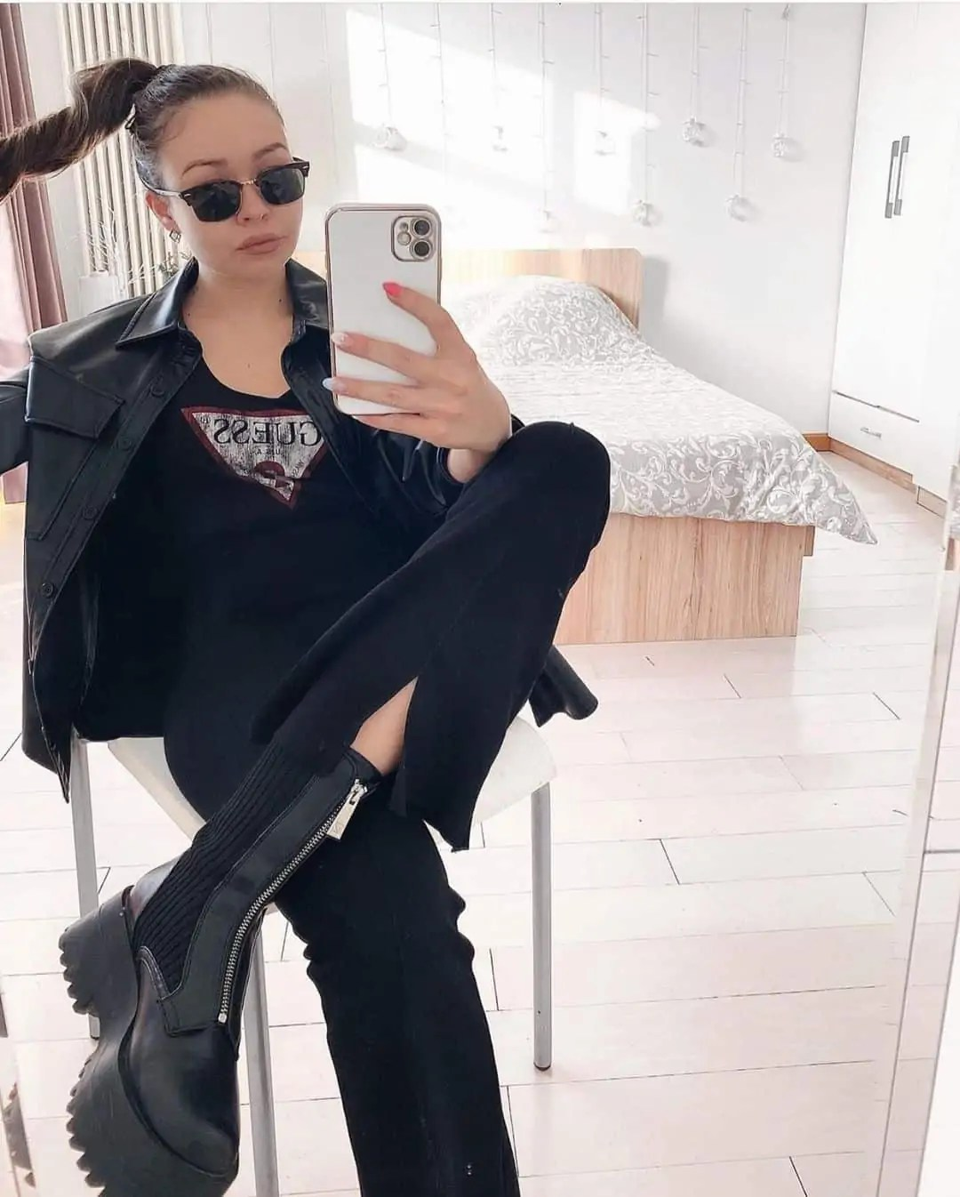 All black outfit ideas that you have to see - ultimate inspo guide 313