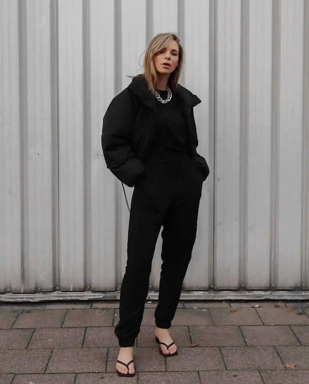 All black outfit ideas that you have to see - ultimate inspo guide 293