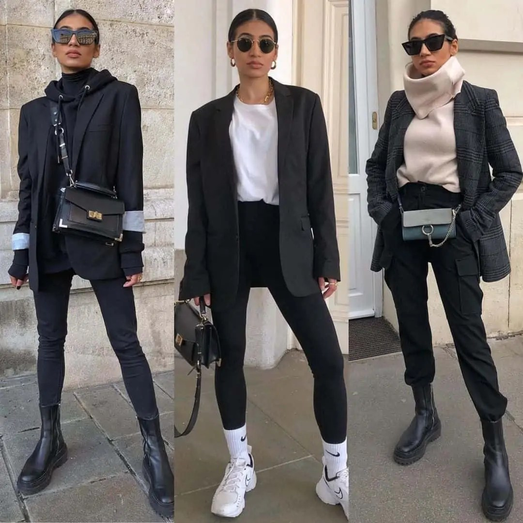All black outfit ideas that you have to see - ultimate inspo guide 239