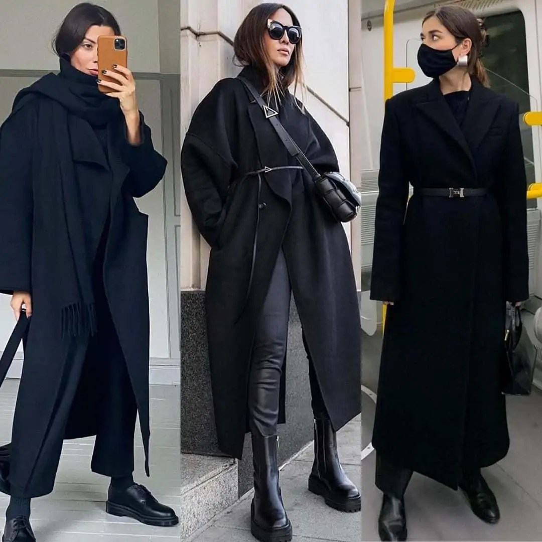 All black outfit ideas that you have to see - ultimate inspo guide 233