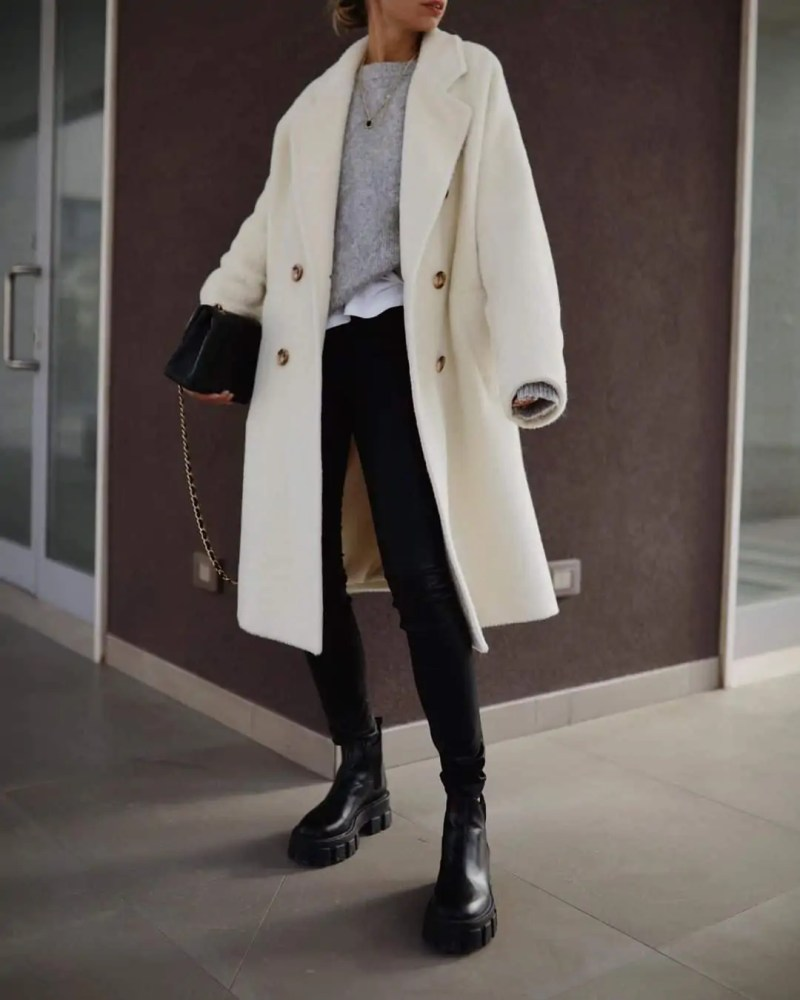 Minimal Outfit Ideas that you must see! 27