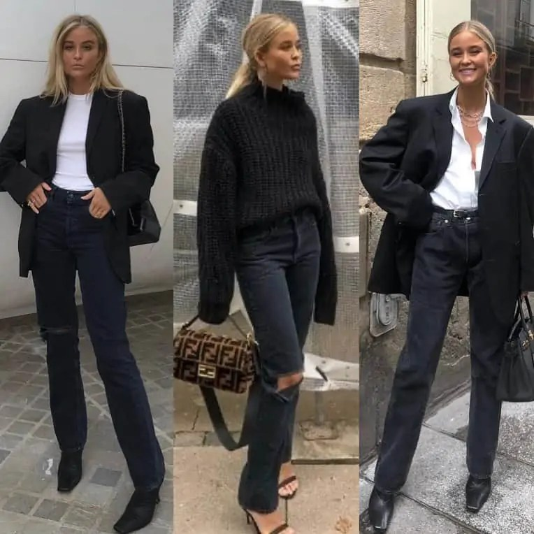 All black outfit ideas that you have to see - ultimate inspo guide 189