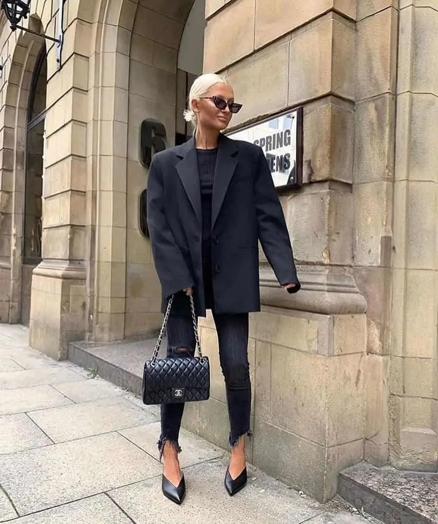All black outfit ideas that you have to see - ultimate inspo guide 157